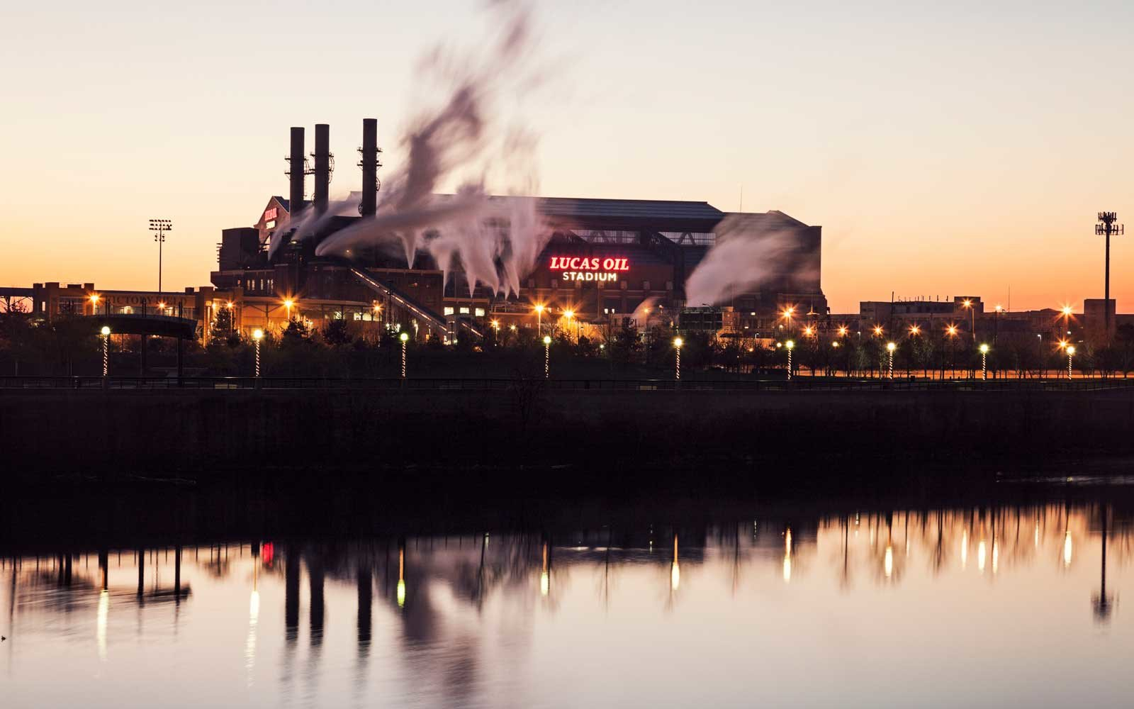 Indiana Lucas Oil Stadium