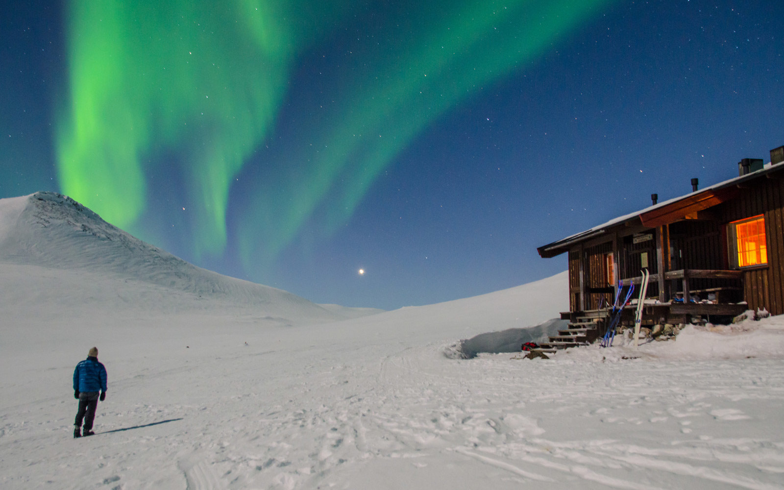 Wilderness Ski Expedition across Lapland, Finland, and Norway