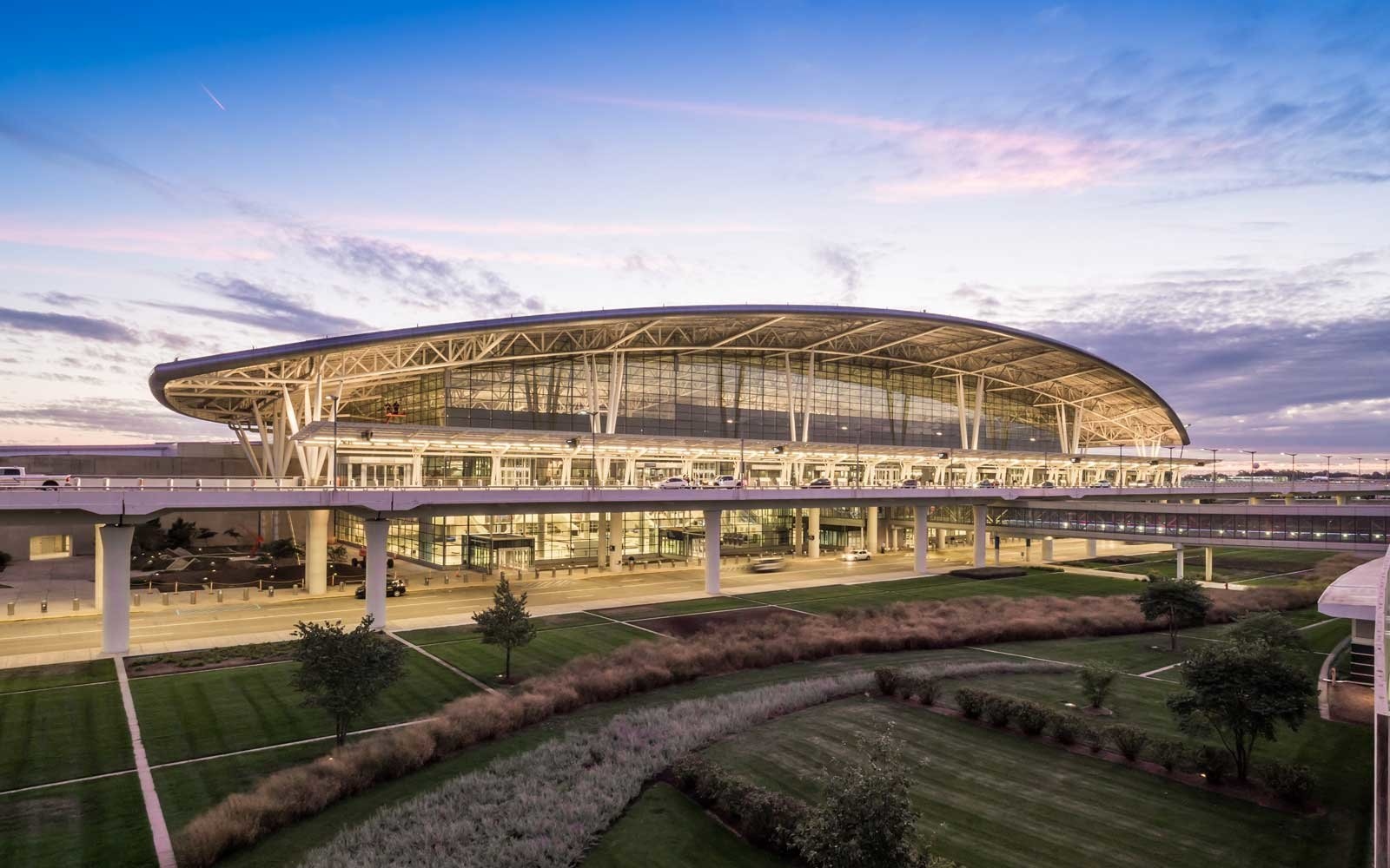 Indianapolis International Airport in Indiana