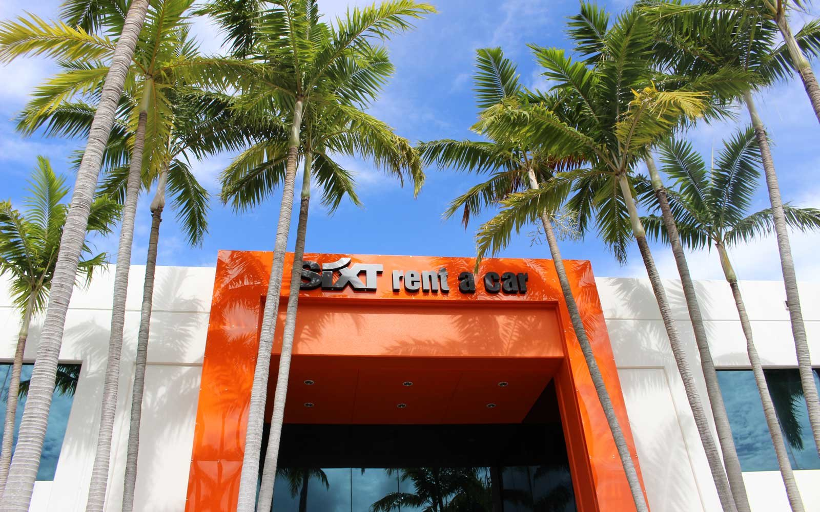Sixt Rent-a-Car Location