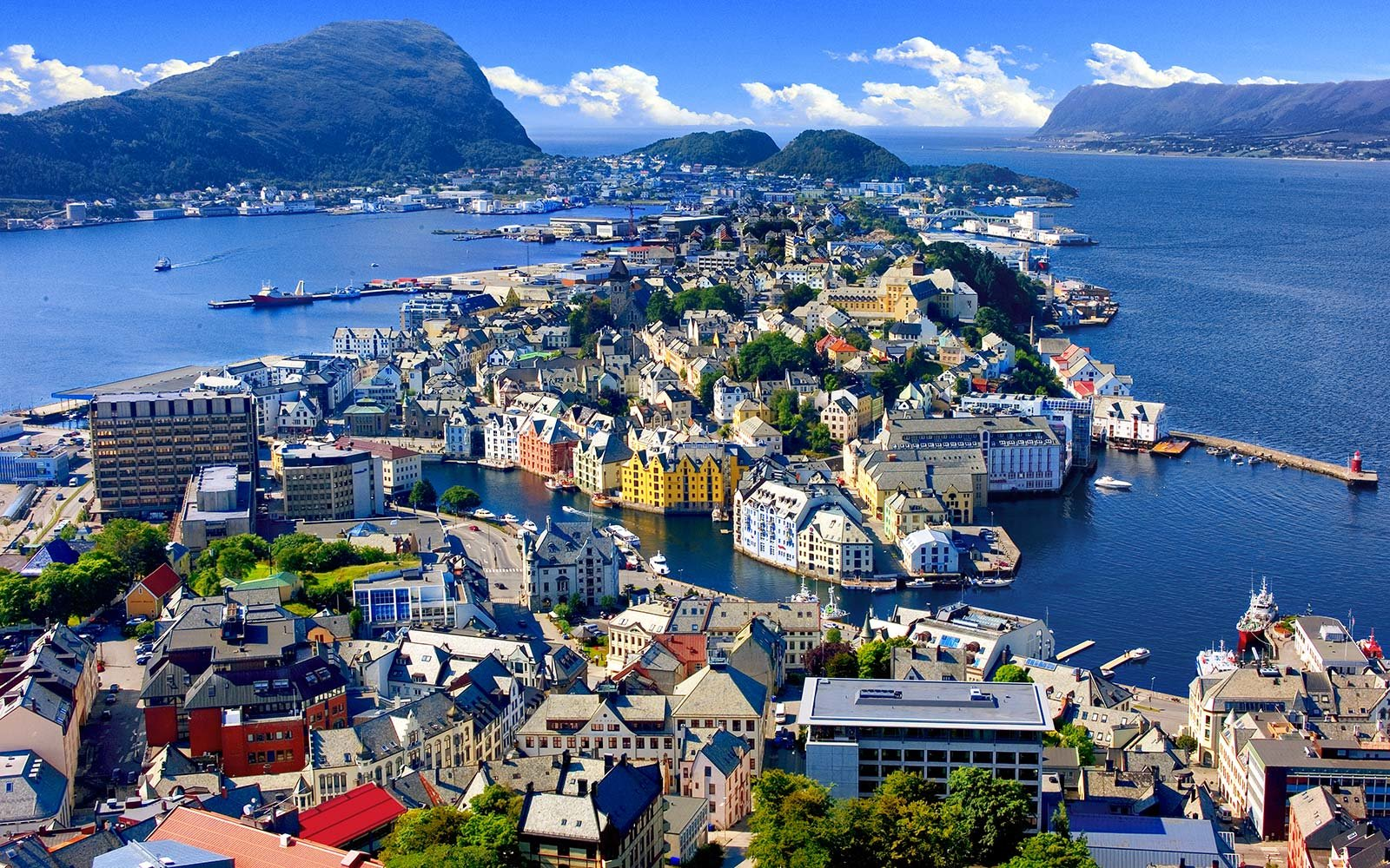 Alesund Village Norway