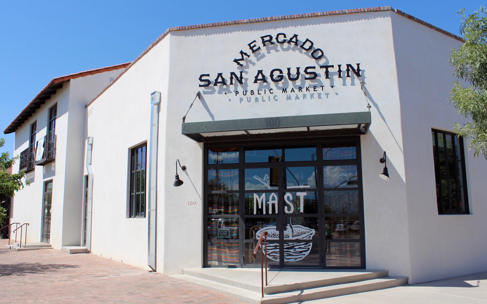 Mercado San Agustin in Tucson, Arizona