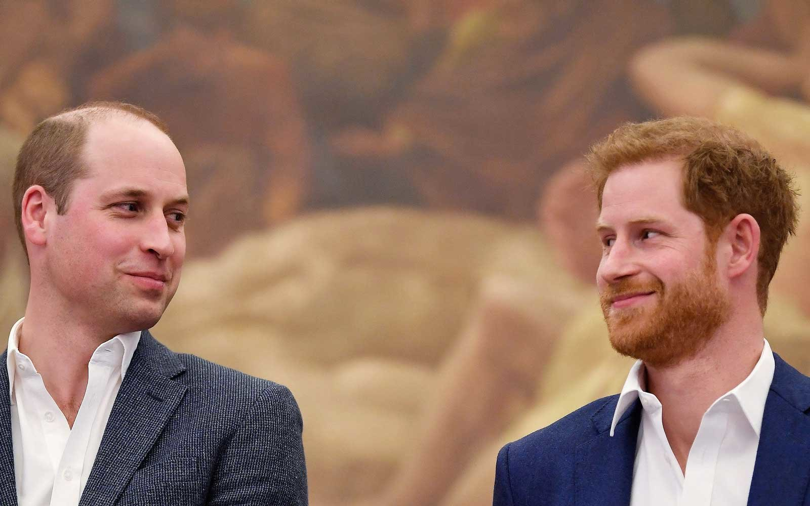 Prince William And Harry Admit Feeling Like They Let Diana Down forecast