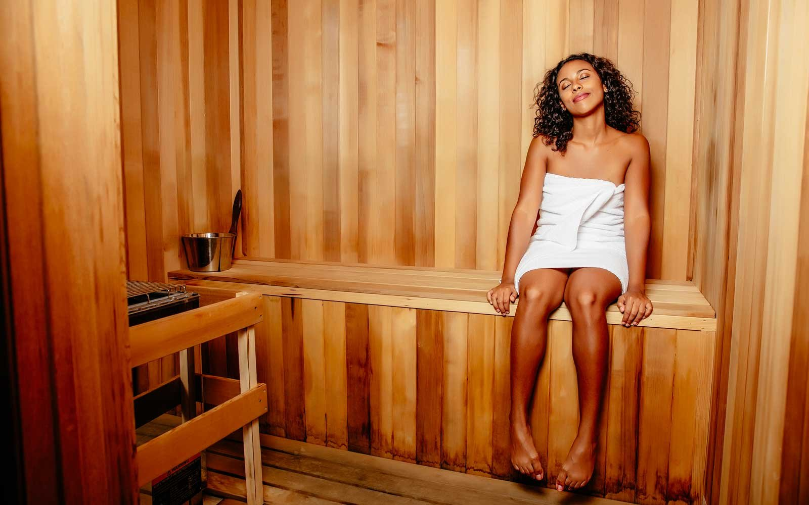 Why You Should Hit the Sauna Post-workout (Video)