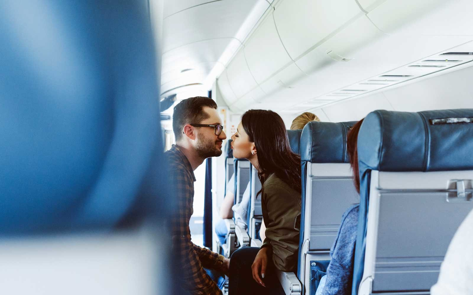 What Happens When You Try To Join The Mile High Club
