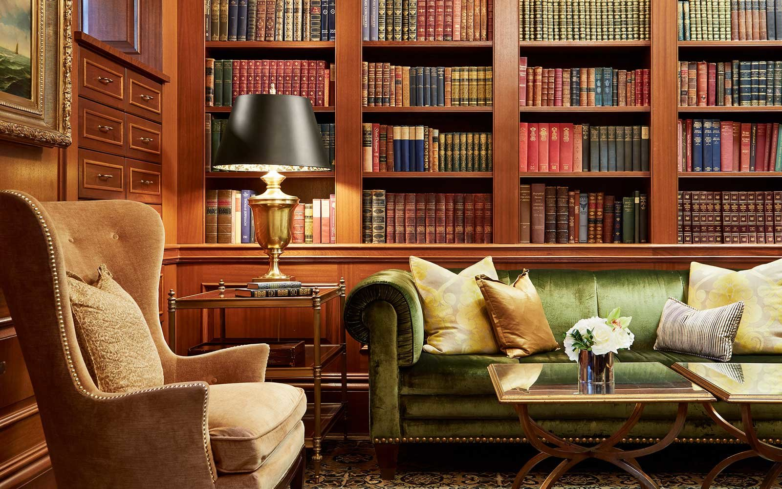 Book Room at The Jefferson Hotel