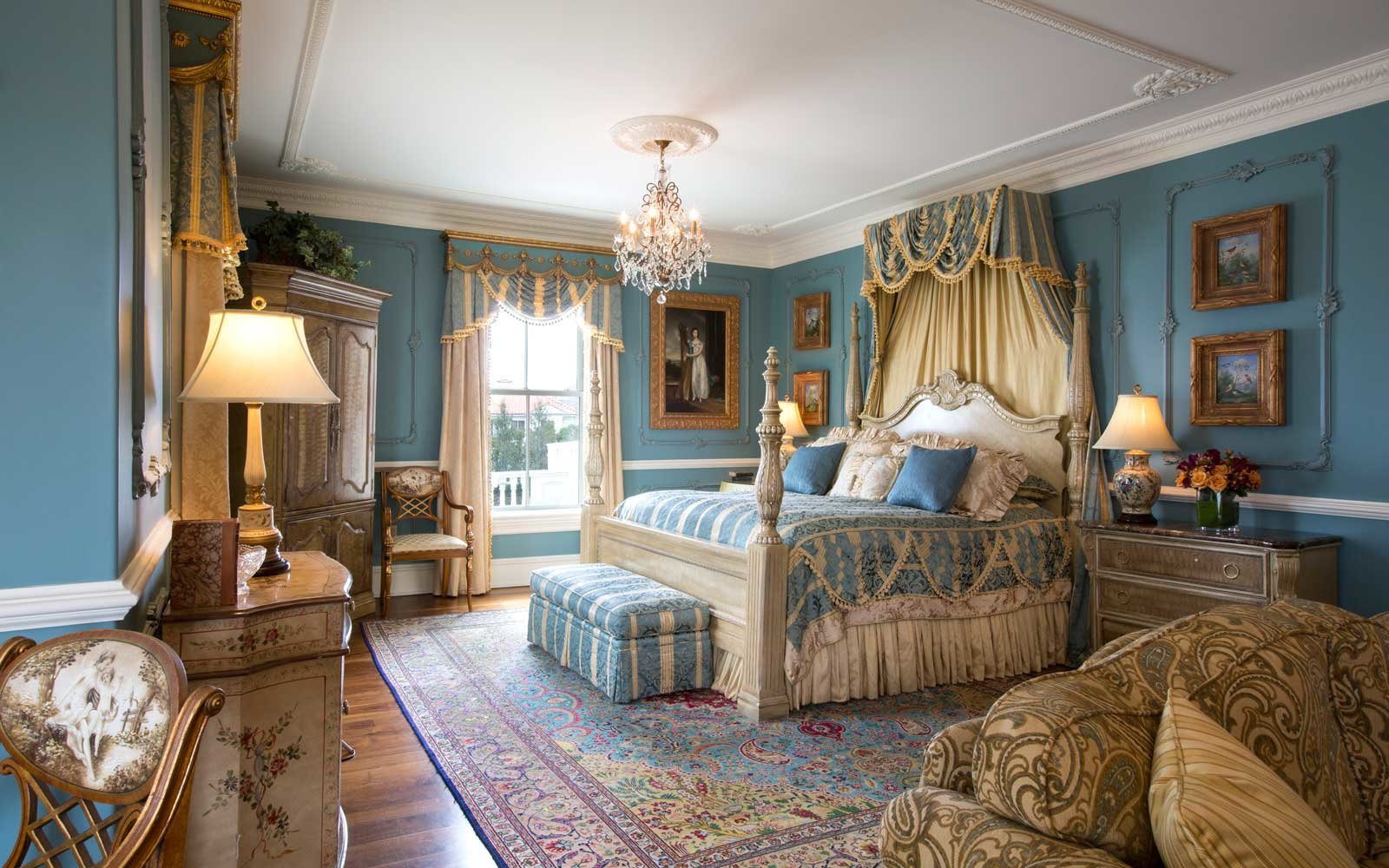 Room at The Chanler at Cliff Walk