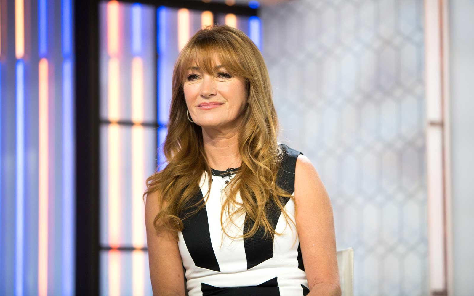 Jane Seymour on Monday, December 4, 2017 TODAY Show