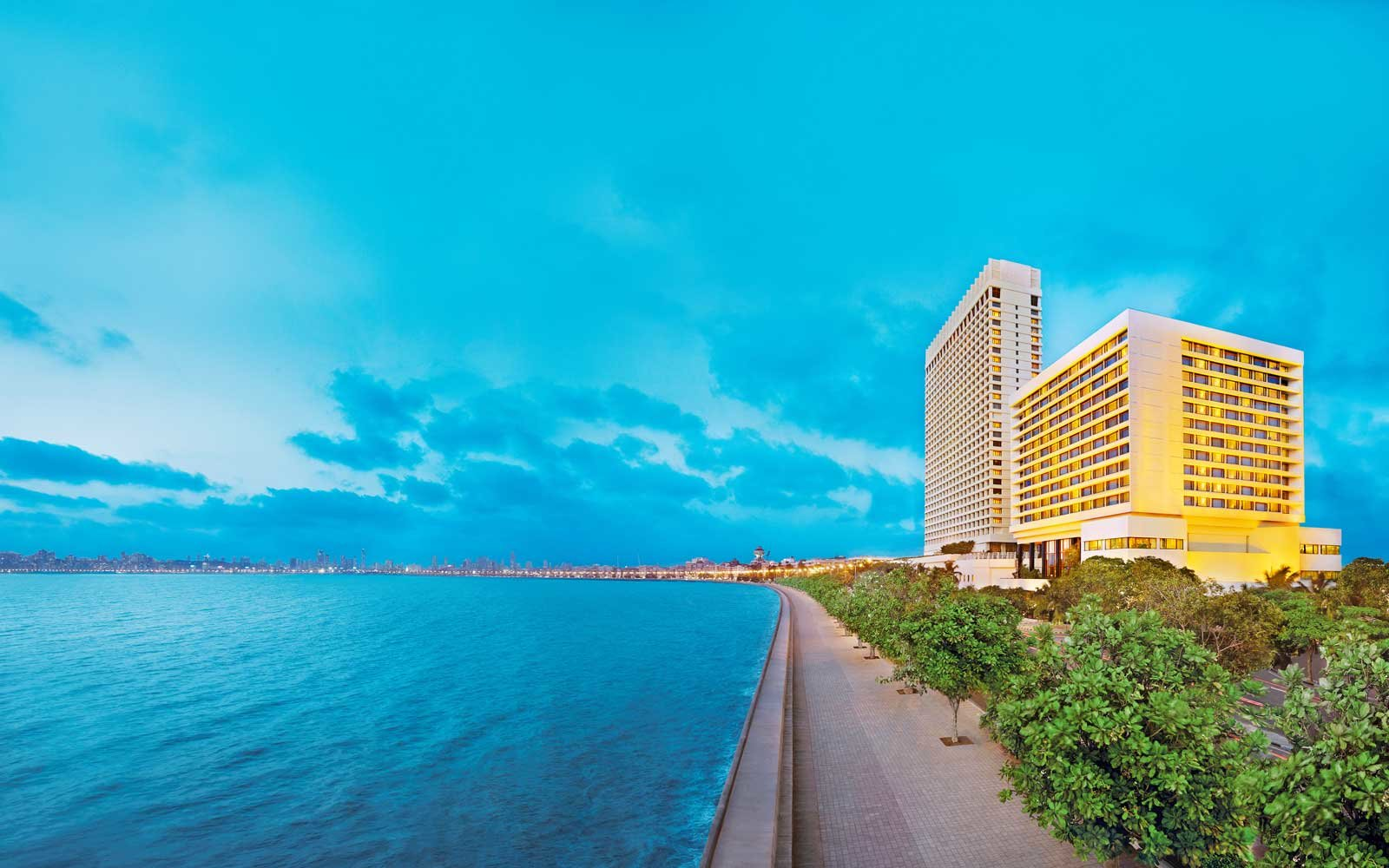 Exterior of the Oberoi Mumbai