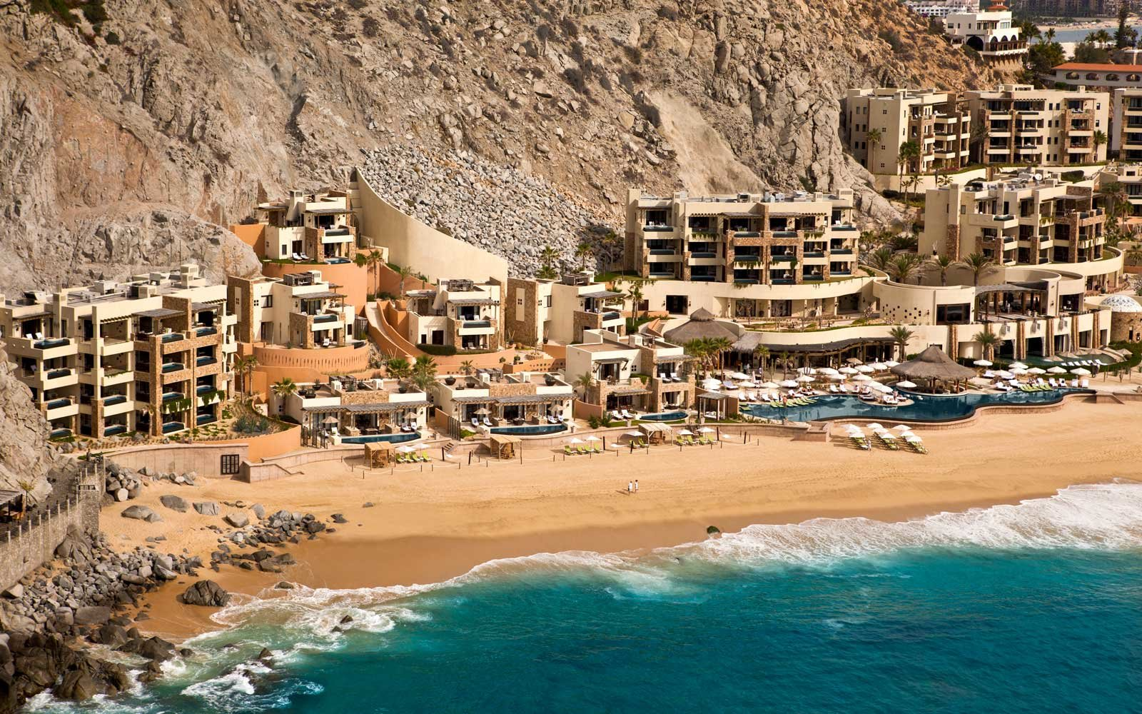 Aerial view of the Resort at Pedregal