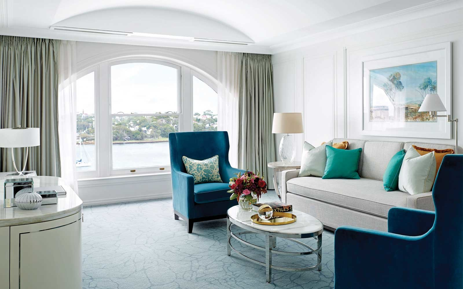 Suite at The Langham, Sydney hotel