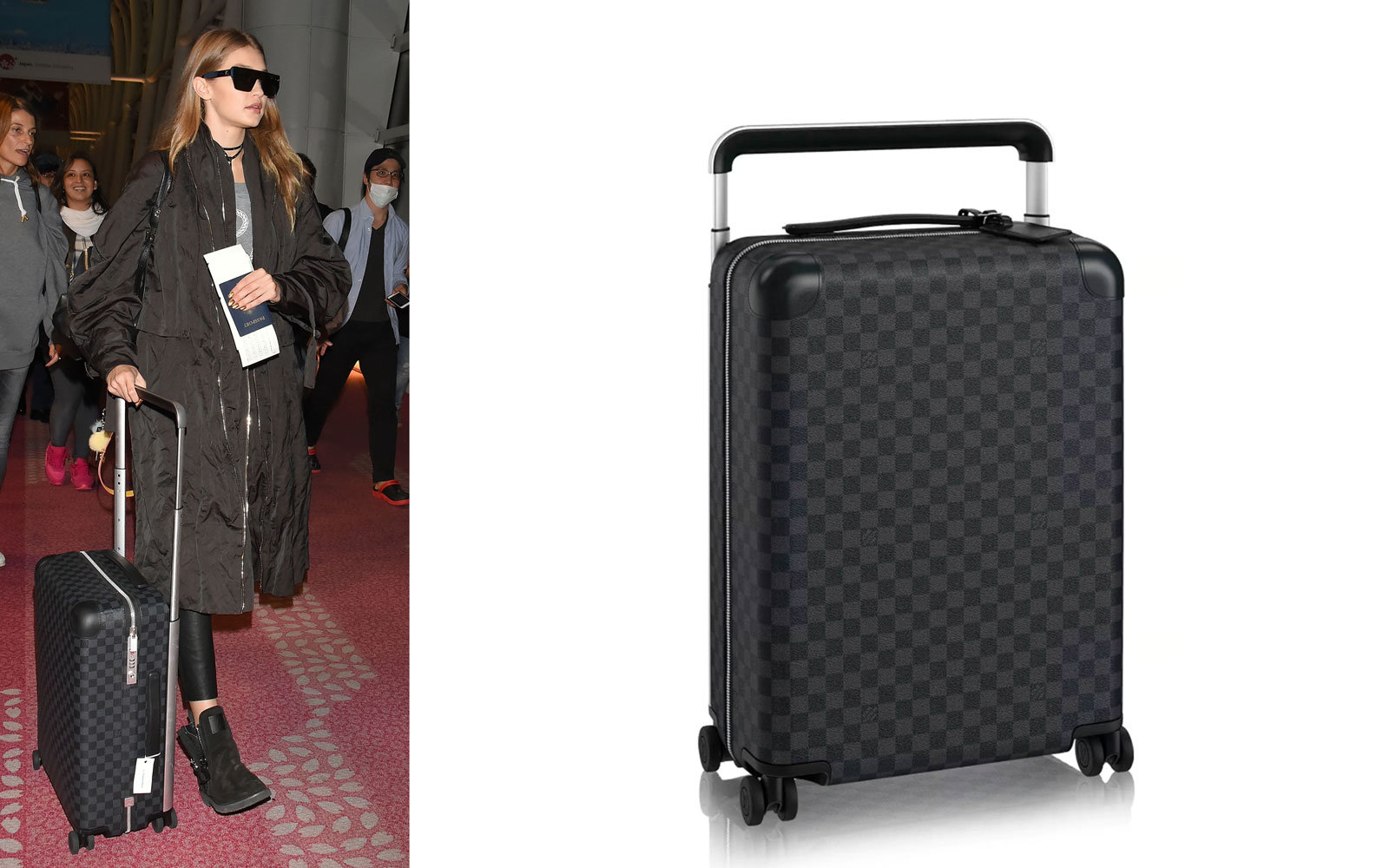 287bfe9158a0 Celebrities  Favorite Luggage Brands