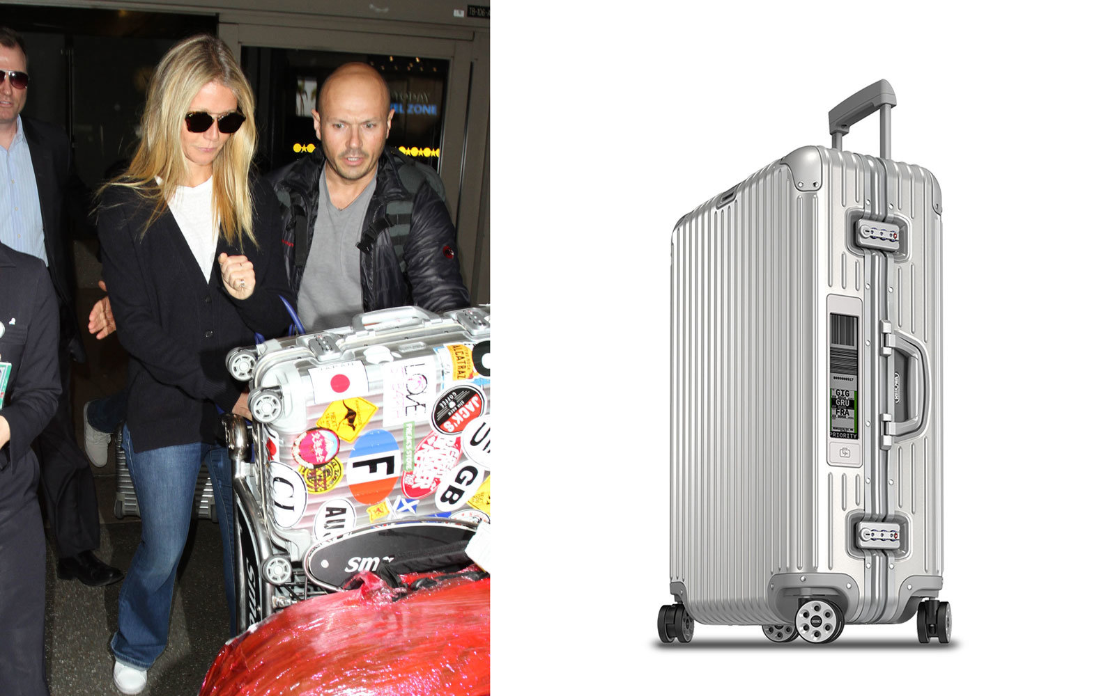 8bf708787a6e Celebrities  Favorite Luggage Brands