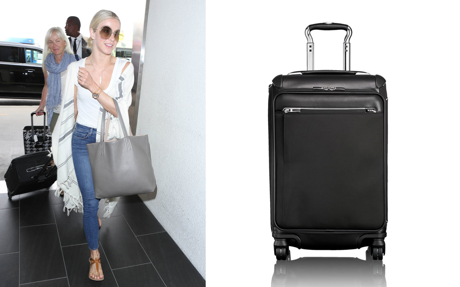 ff321096410f Celebrities  Favorite Luggage Brands