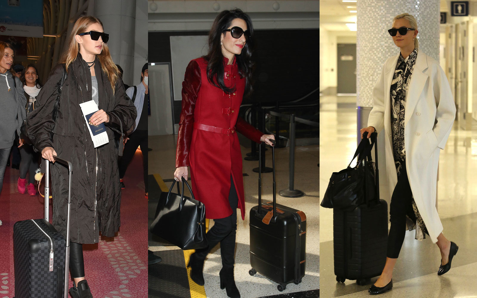 6c547ad7a4a0 Celebrities  Favorite Luggage Brands