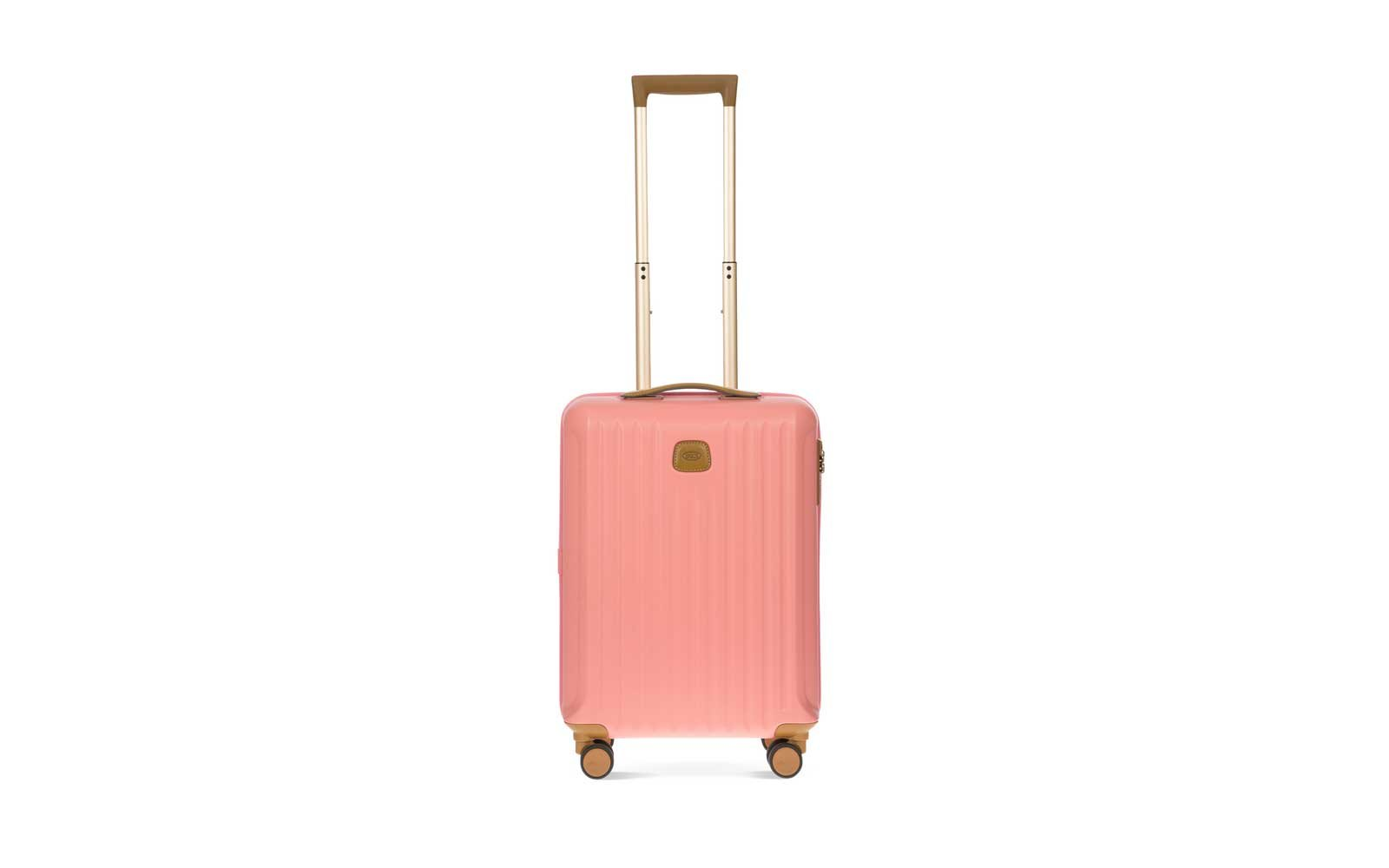 Bric's Carry-on Spinner in pink