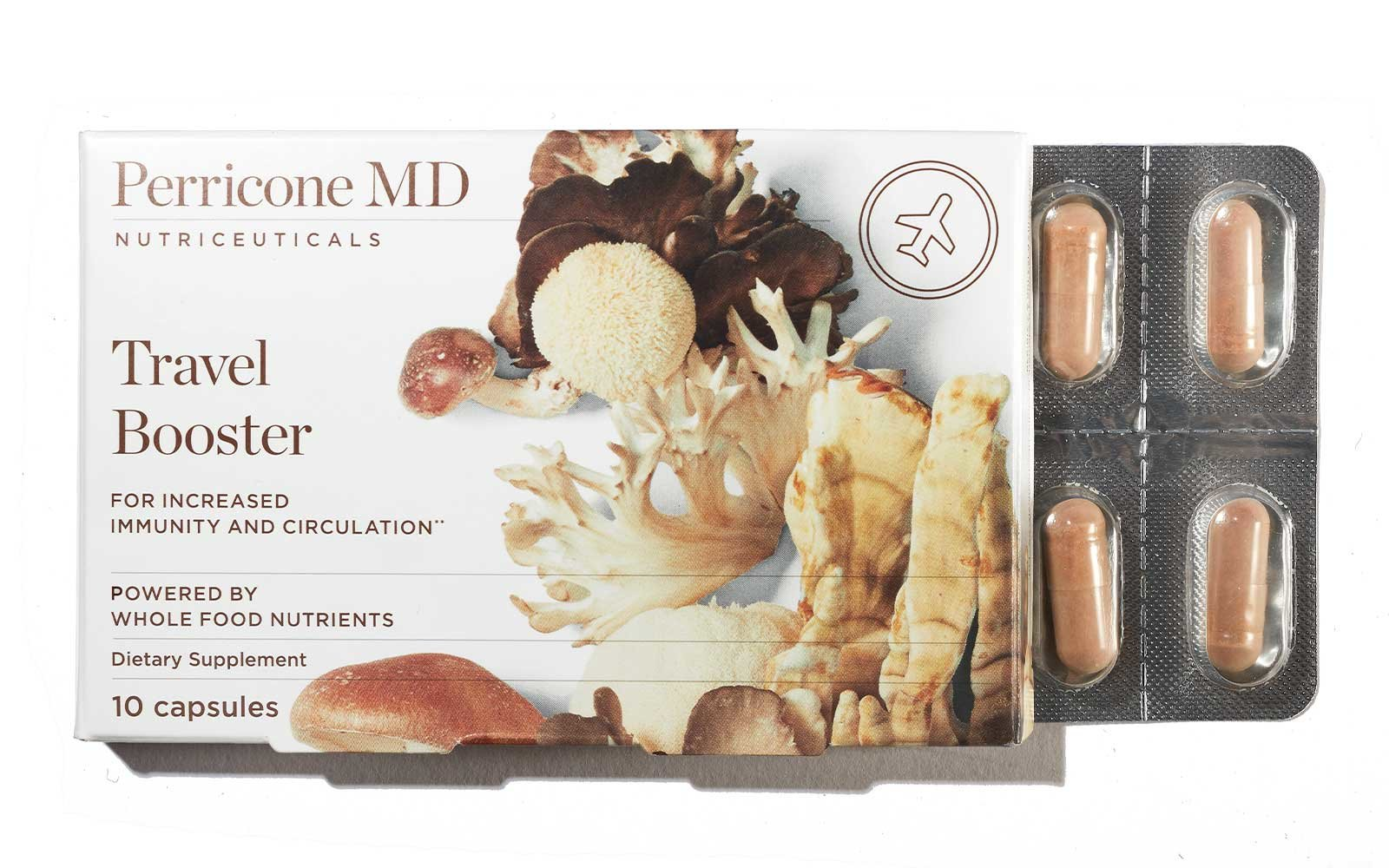 Perricone MD travel booster pills