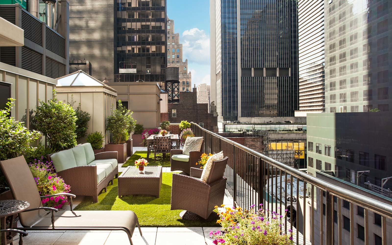 Hotels In New York City >> The 2018 World S Best Hotels In New York City Travel Leisure