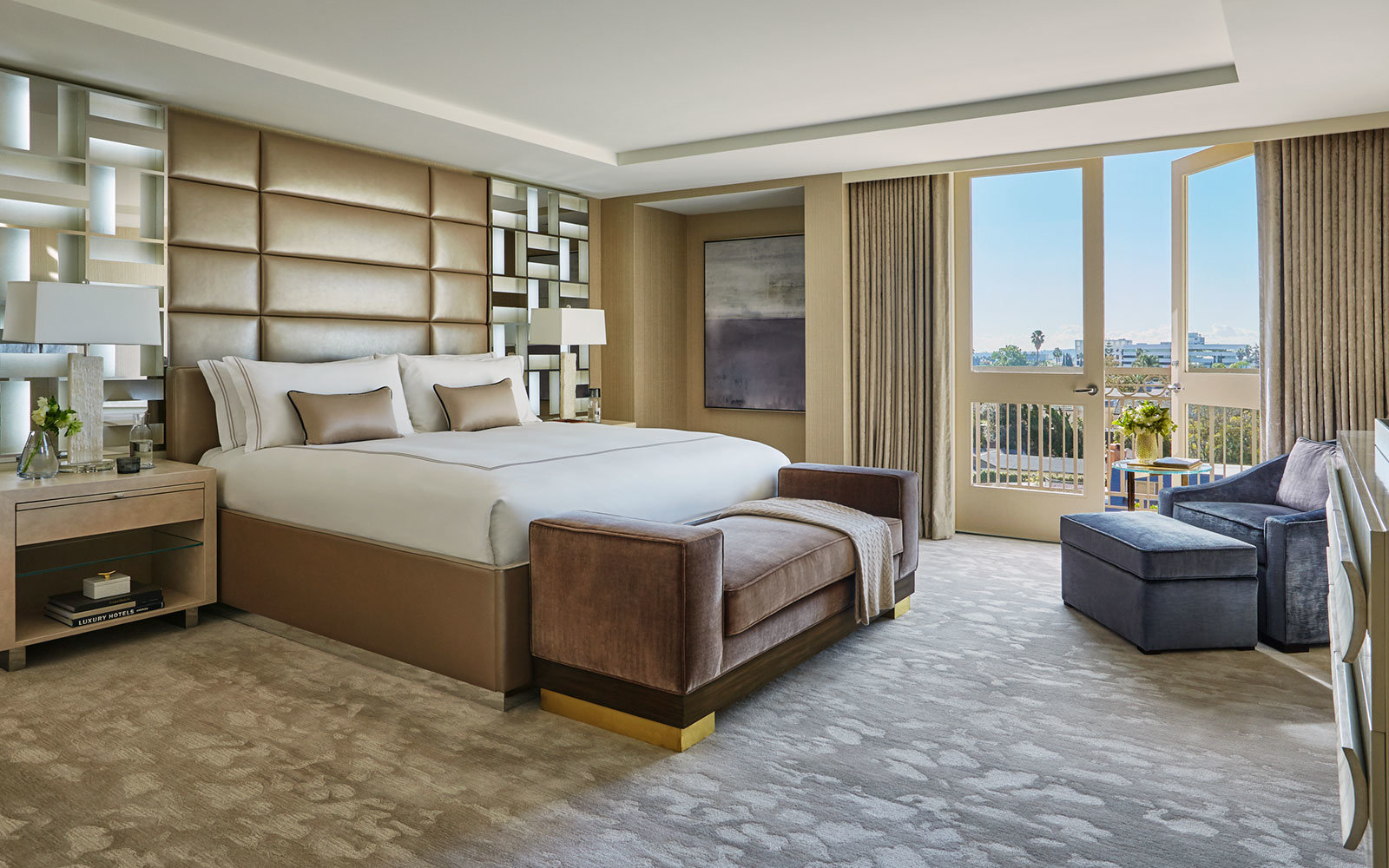 The 2018 World S Best Hotels In Los Angeles Travel Leisure