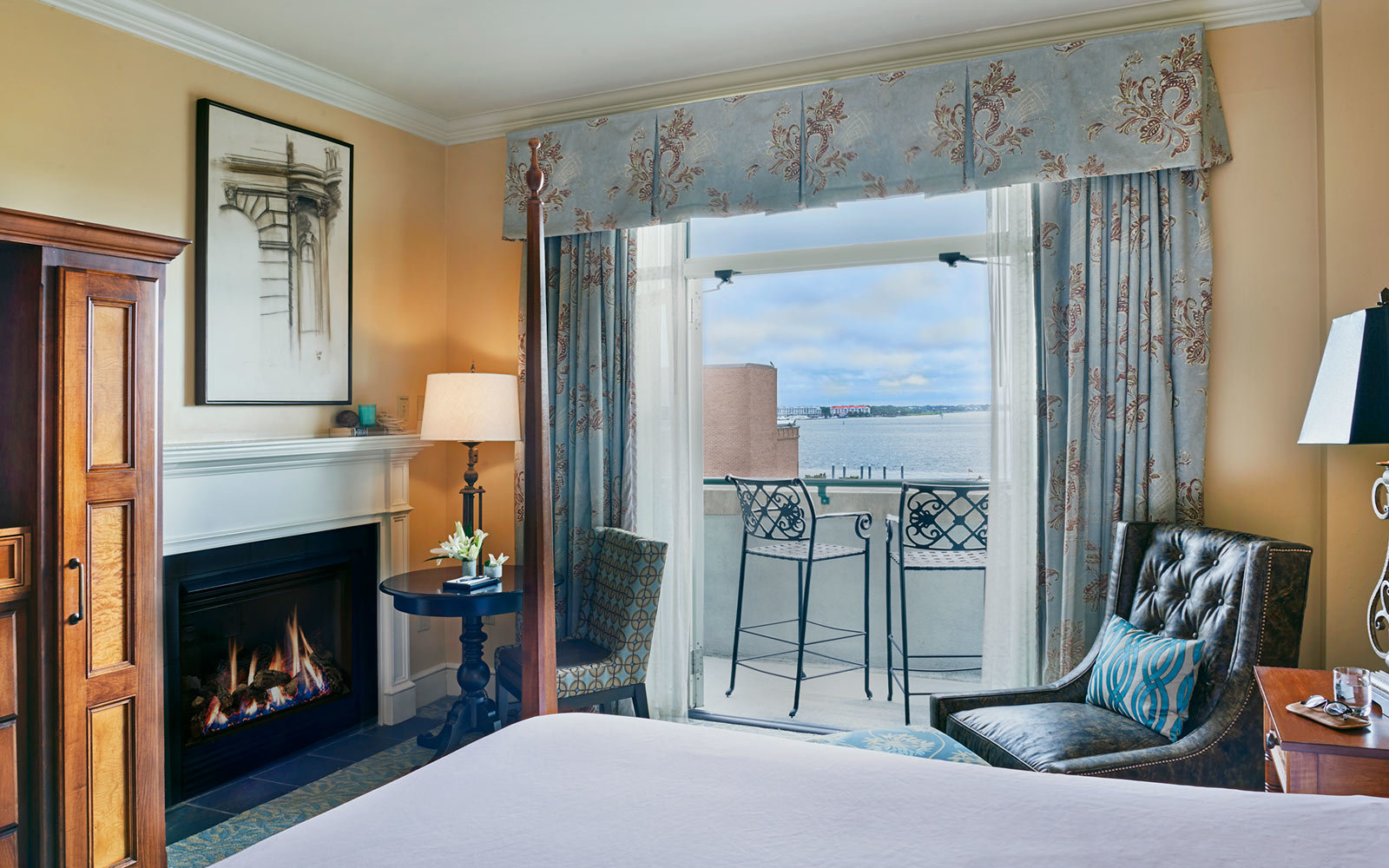 HarbourView Inn, Charleston, South Carolina