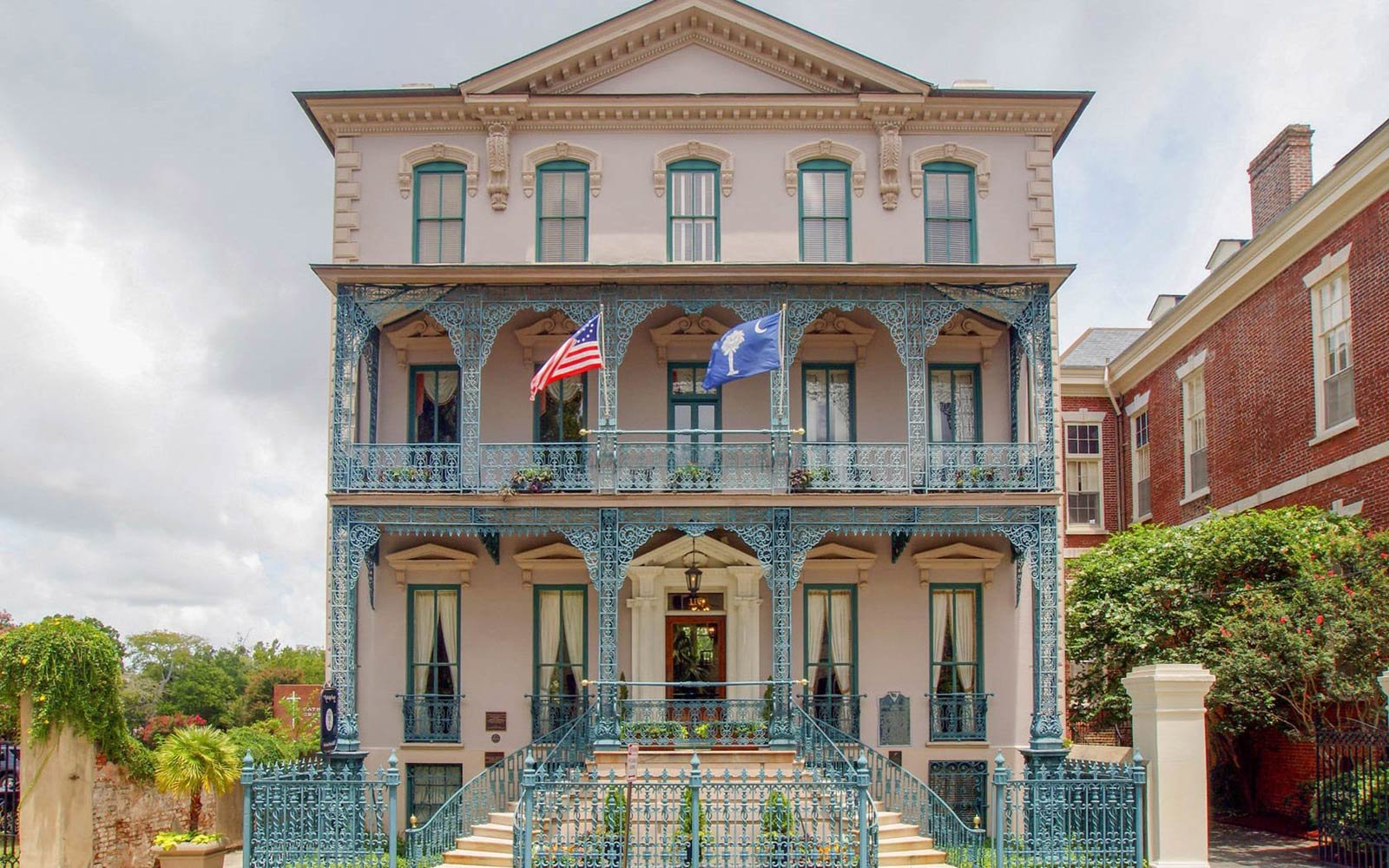 John Rutledge House, Charleston, South Carolina