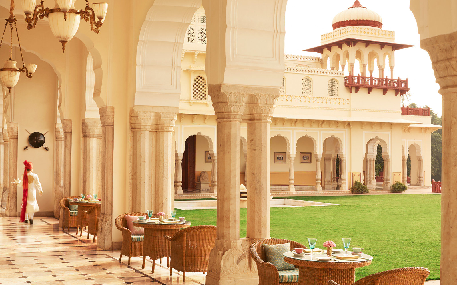 The 2018 World S Best Hotels In India Travel Leisure