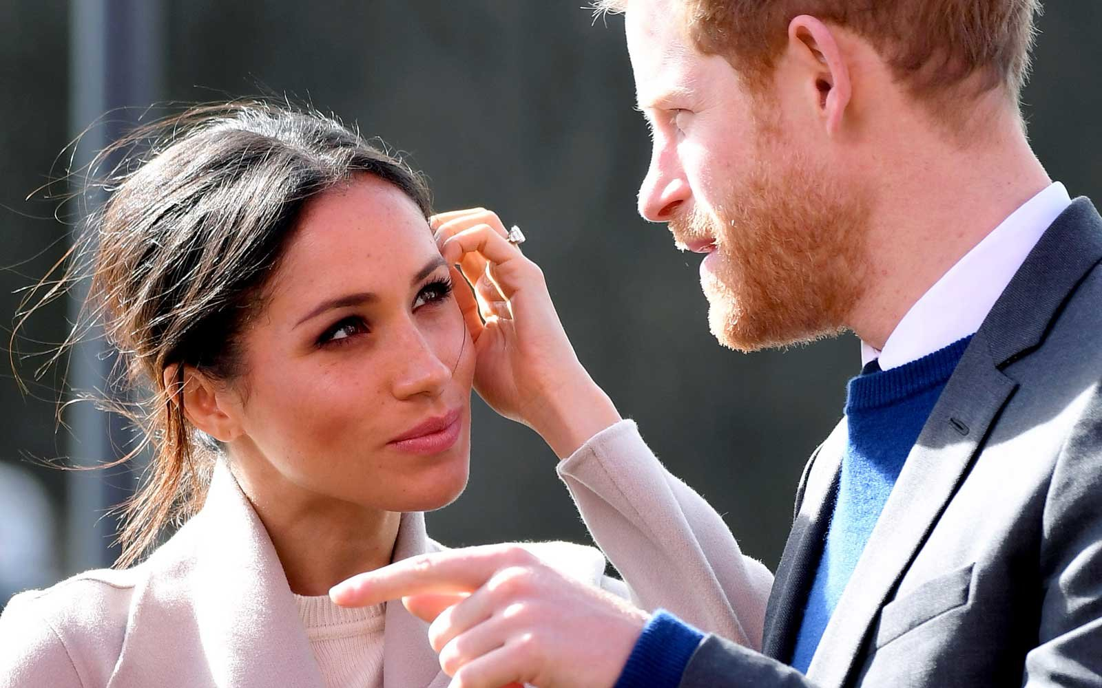 Where Prince Harry And Meghan Markle Are Staying The Night