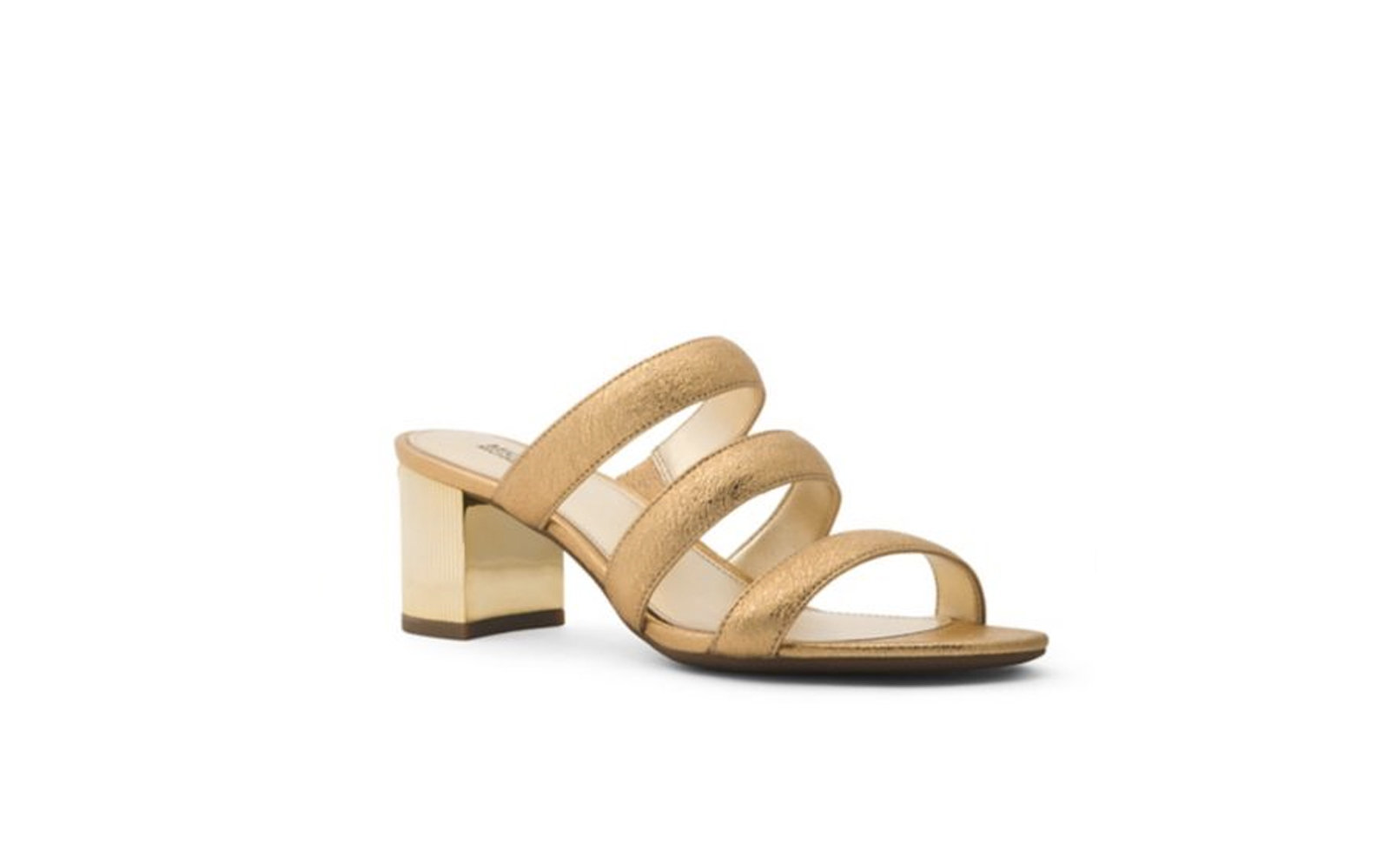 Michael Michael Kors 'Paloma' Flex Leather Sandals