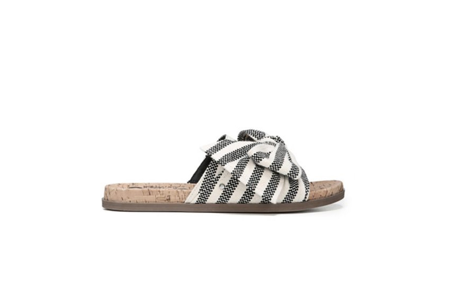 Circus by Sam Edelman 'Ninette' Striped Knot Slides