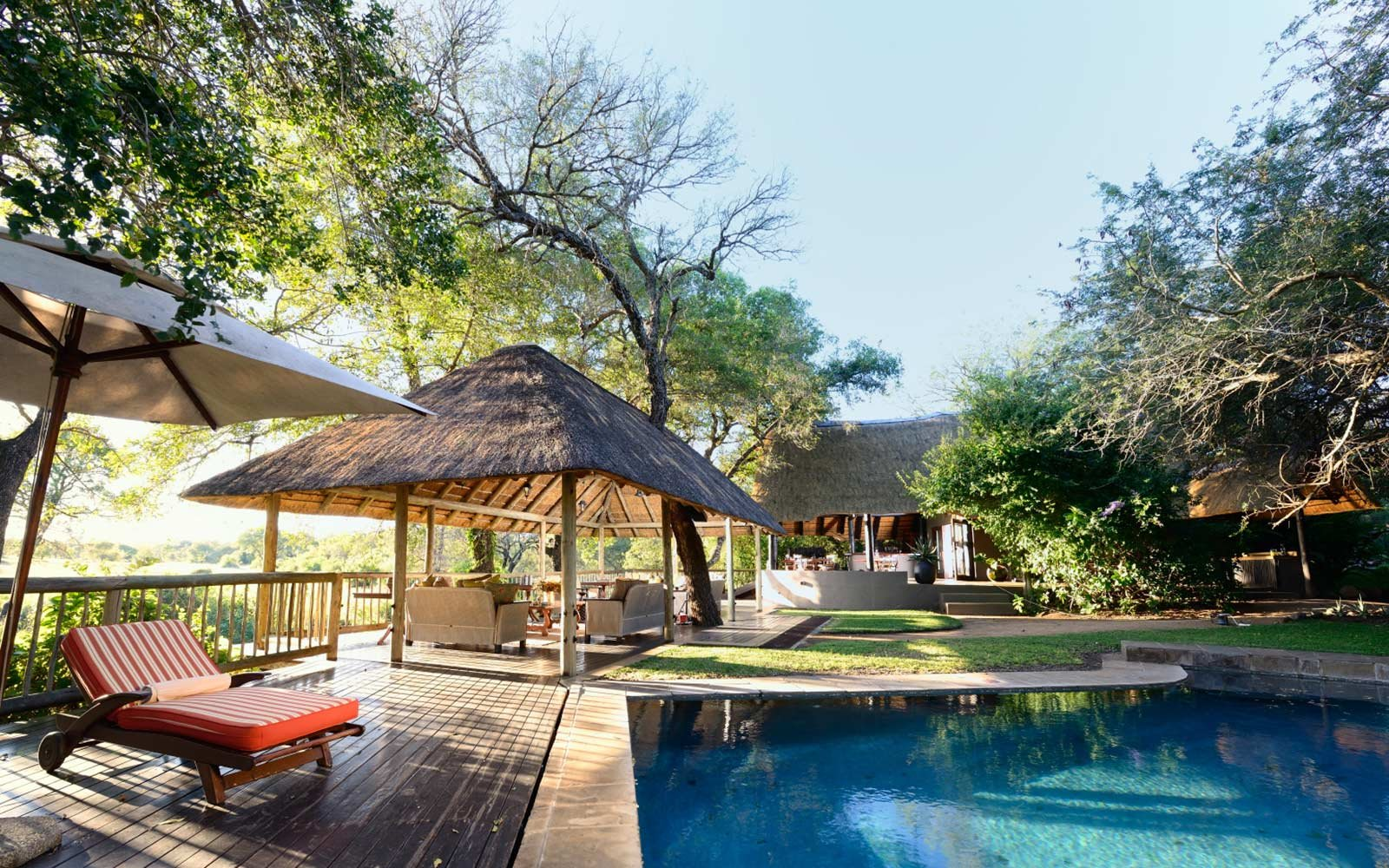 Sabi Sabi Private Game Reserve Lodges