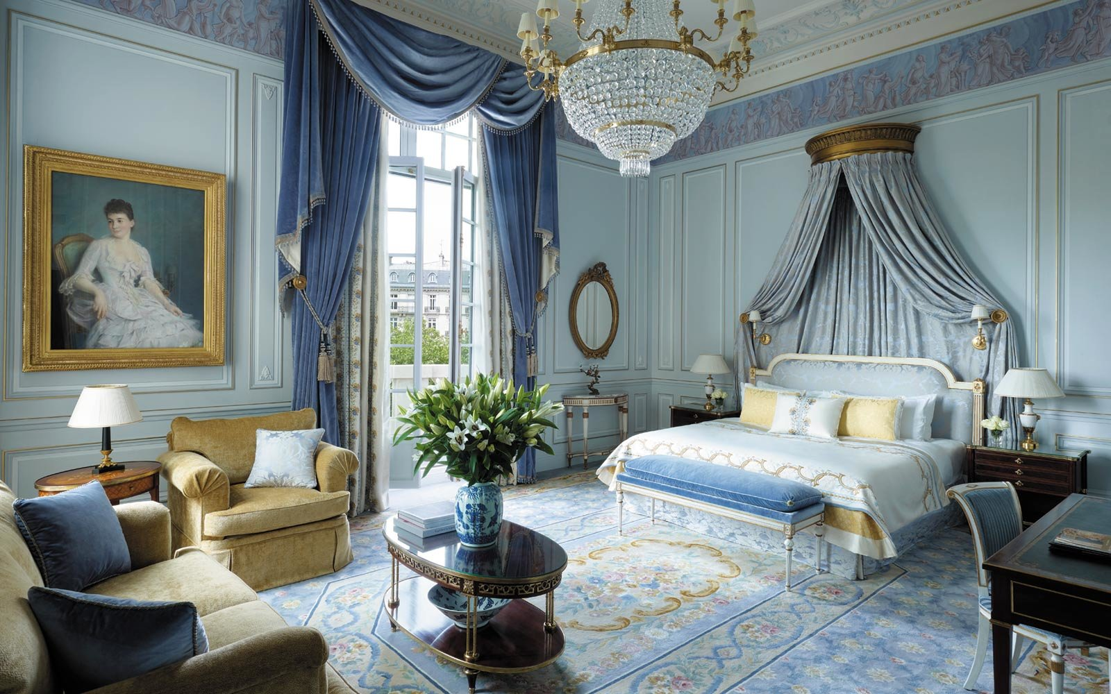 the 2018 world 39 s best hotels in paris travel leisure. Black Bedroom Furniture Sets. Home Design Ideas