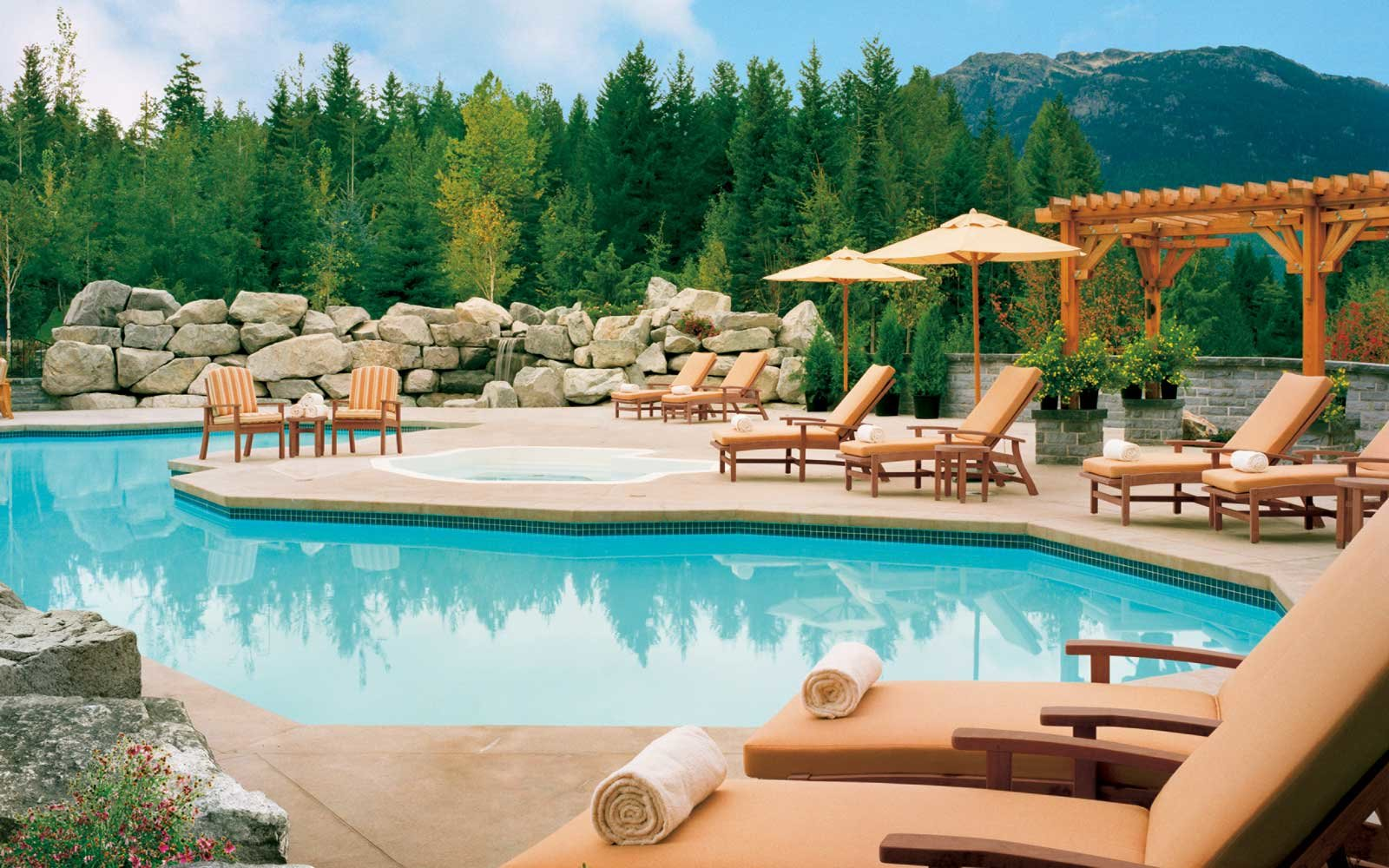 10. Four Seasons Resort & Residences, Whistler, British Columbia