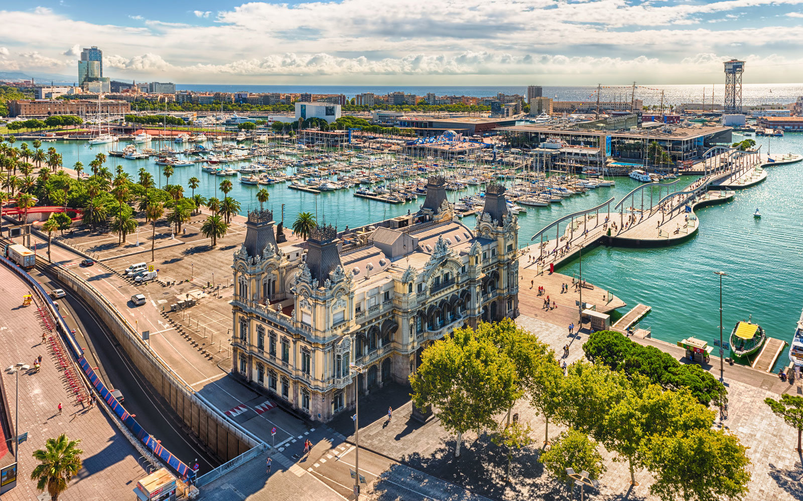 Barcelona Image: You Can Book Your Dream European Vacation Right Now For As