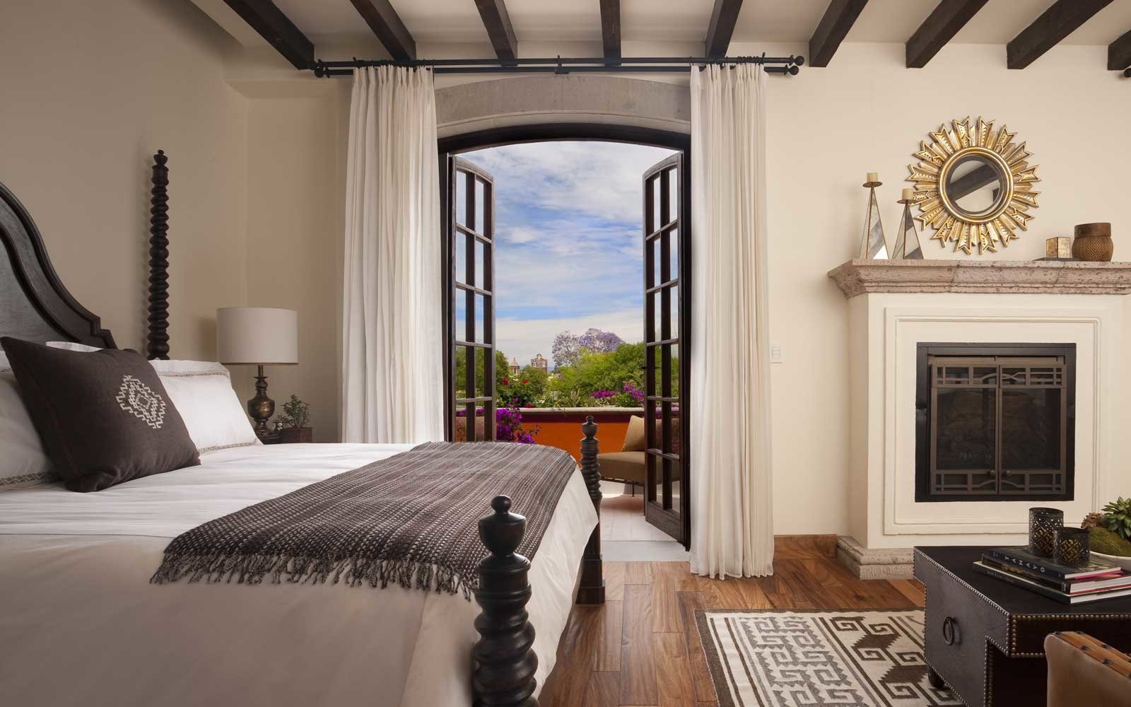 Room at the Rosewood San Miguel de Allende