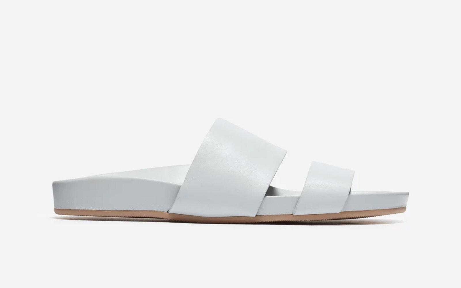 Everlane 'The Form' Two-Strap Sandal