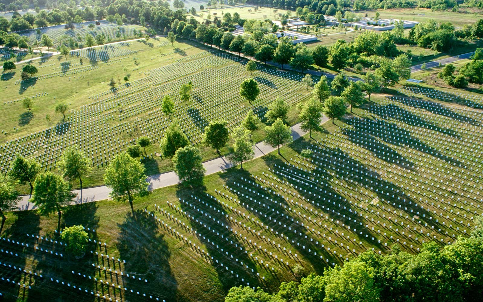 National Cemetery in Arlington, Virginia