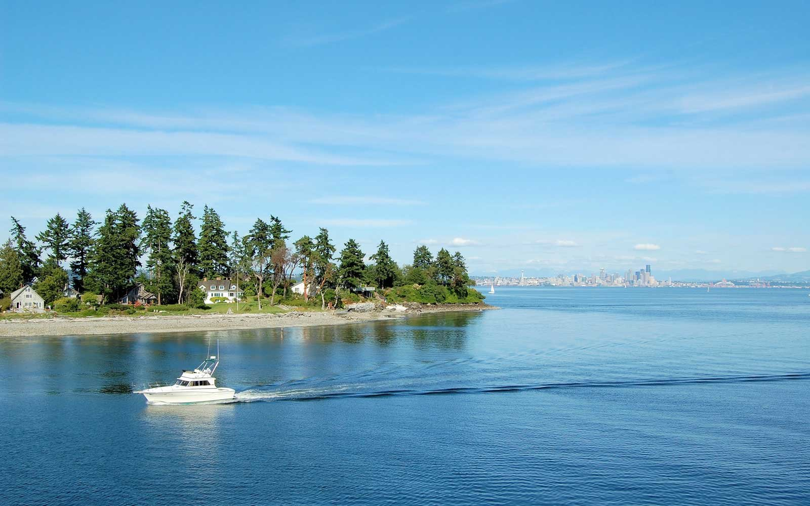 10. Bainbridge Island, Washington