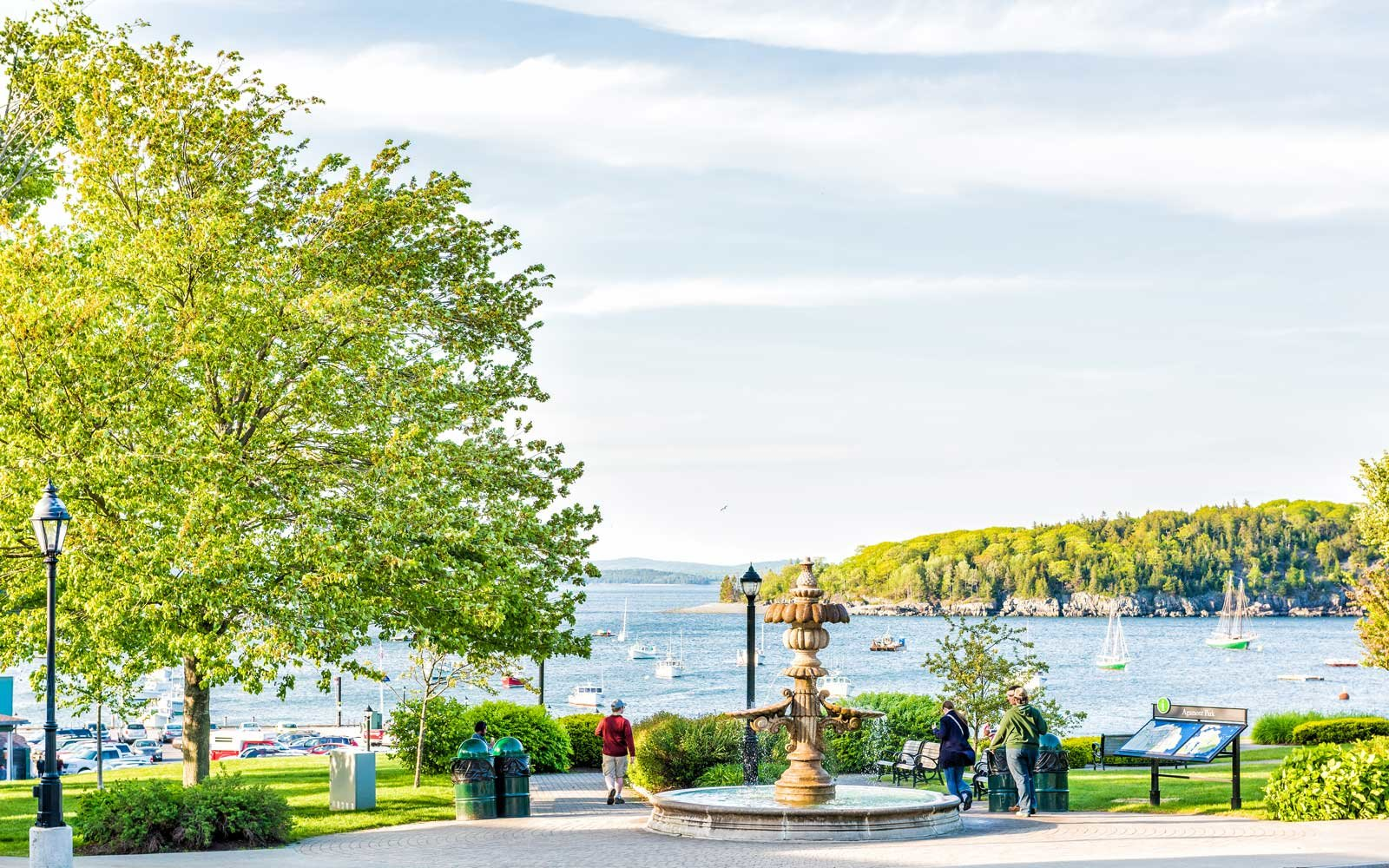 3. Bar Harbor, Maine