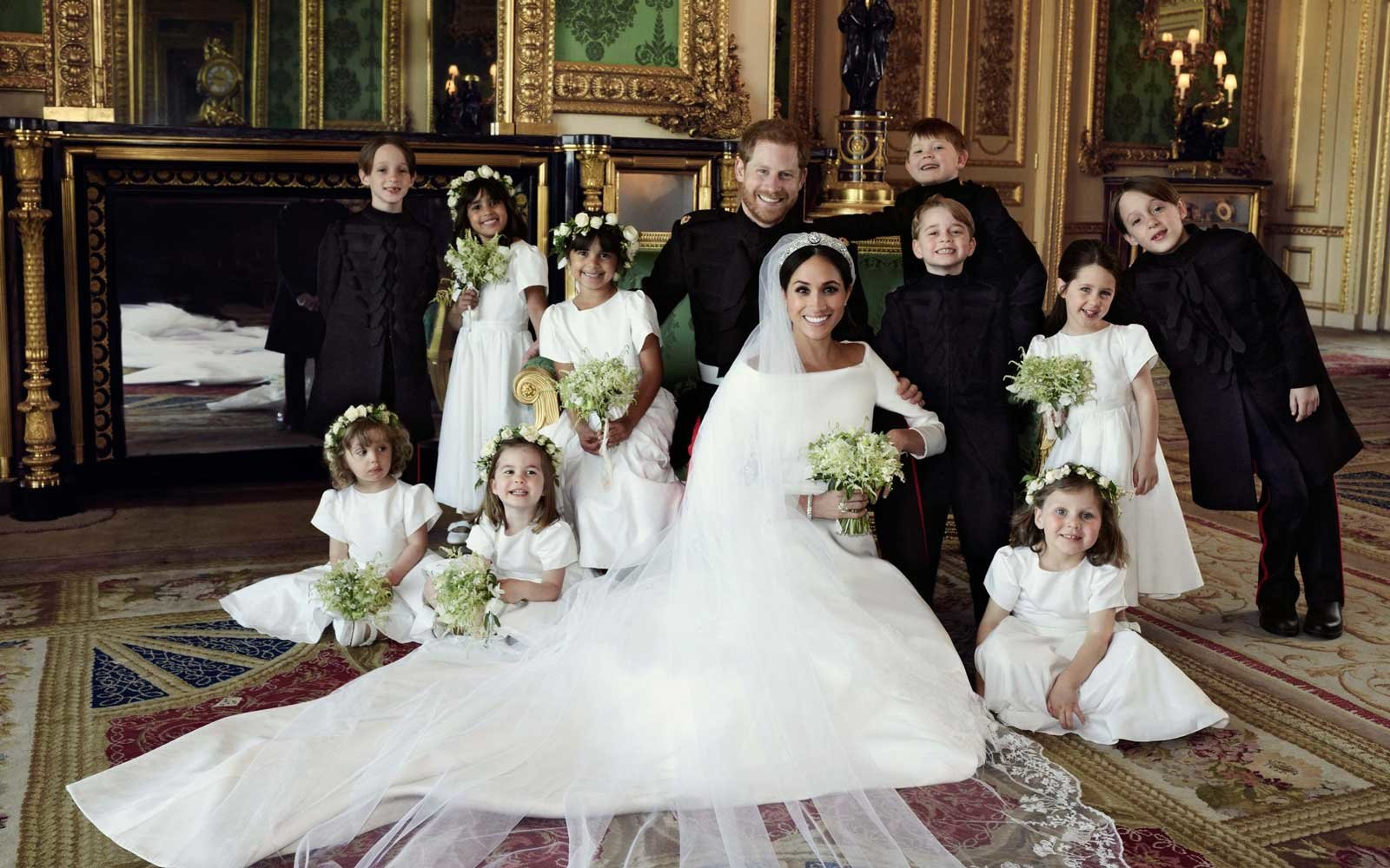 The Royal Wedding Photo Mistake Everyones Talking About Is