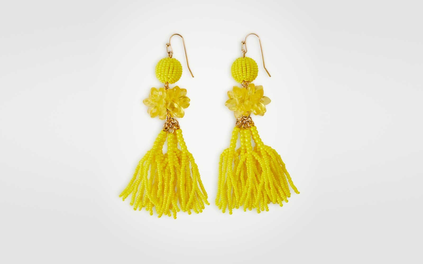 Ann Taylor beaded earrings