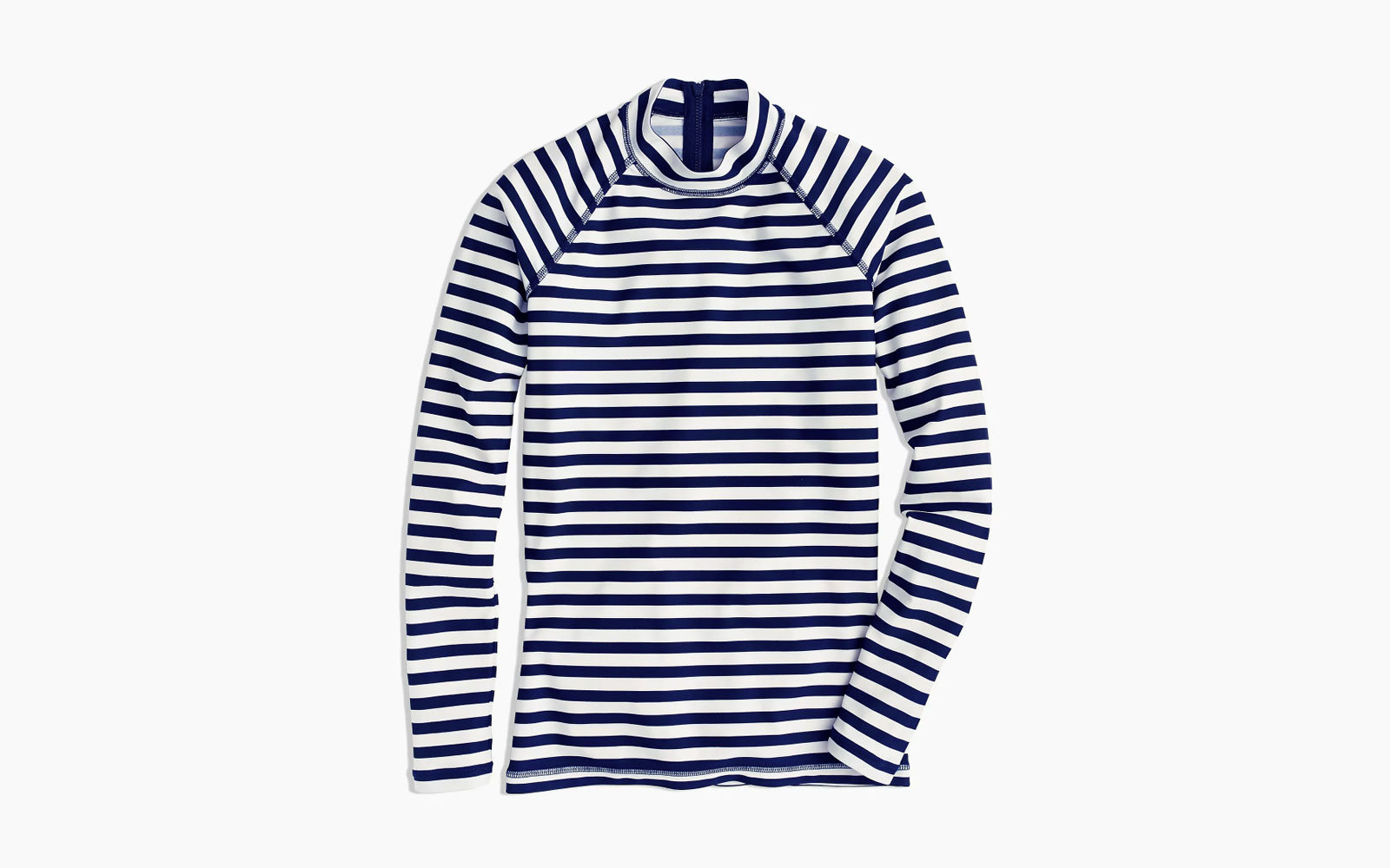J.Crew Long-sleeve Rash Guard SPF 50