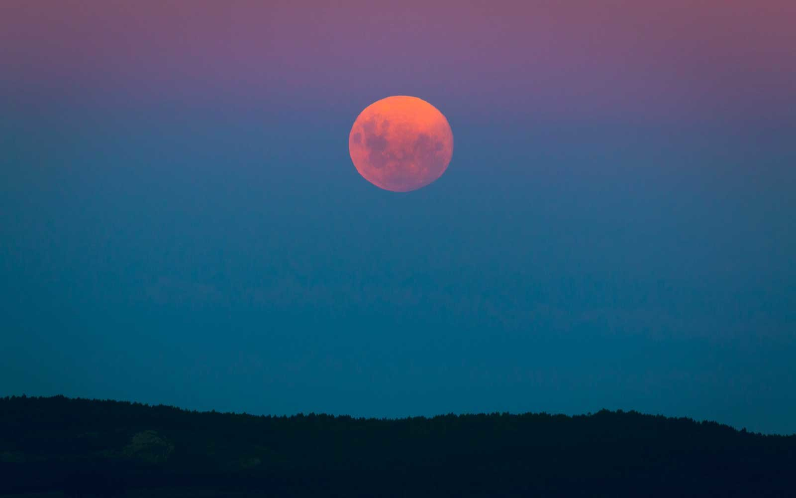 The Best Time To See The Full Flower Moon In May Travel