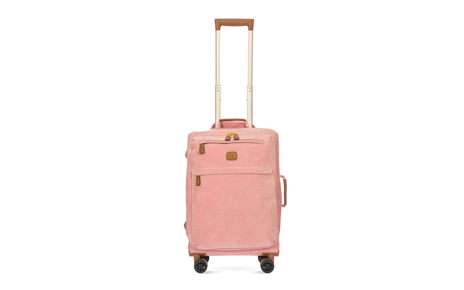 cute pink luggage