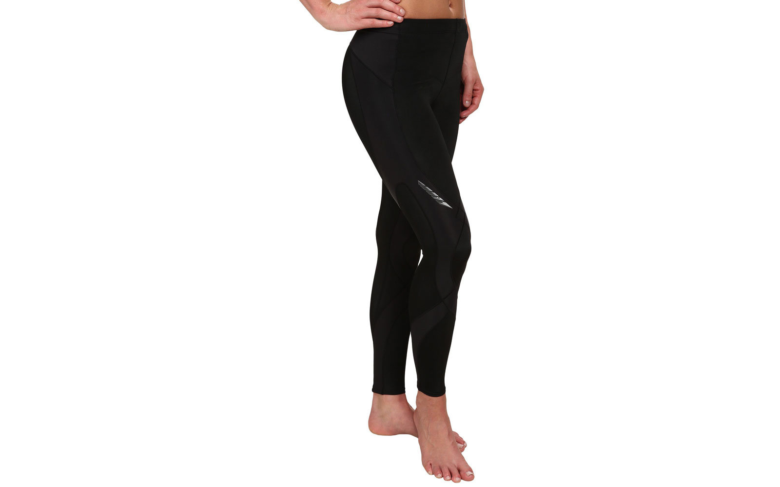 womens cw-x black compression leggings