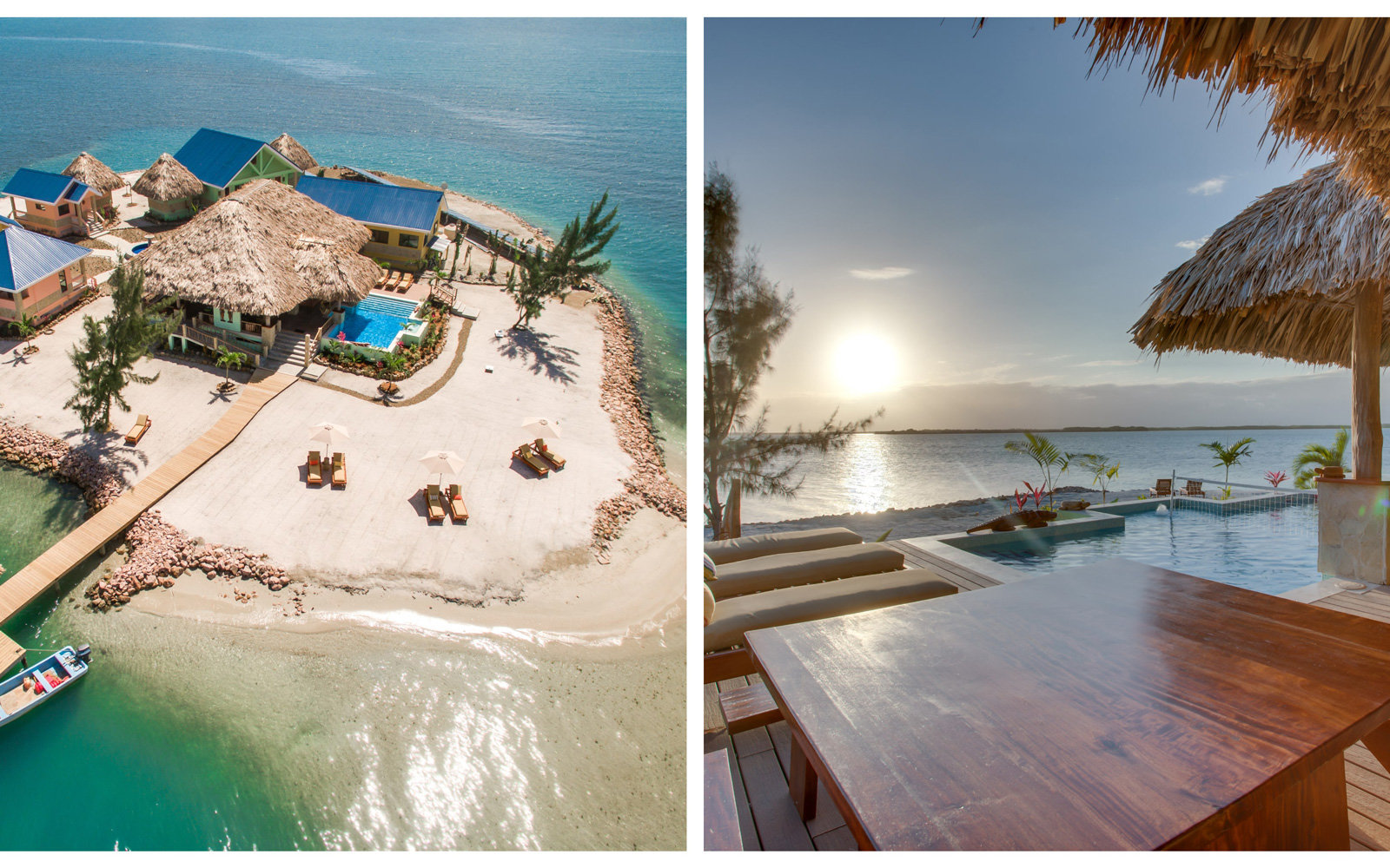 Private island getaways for couples