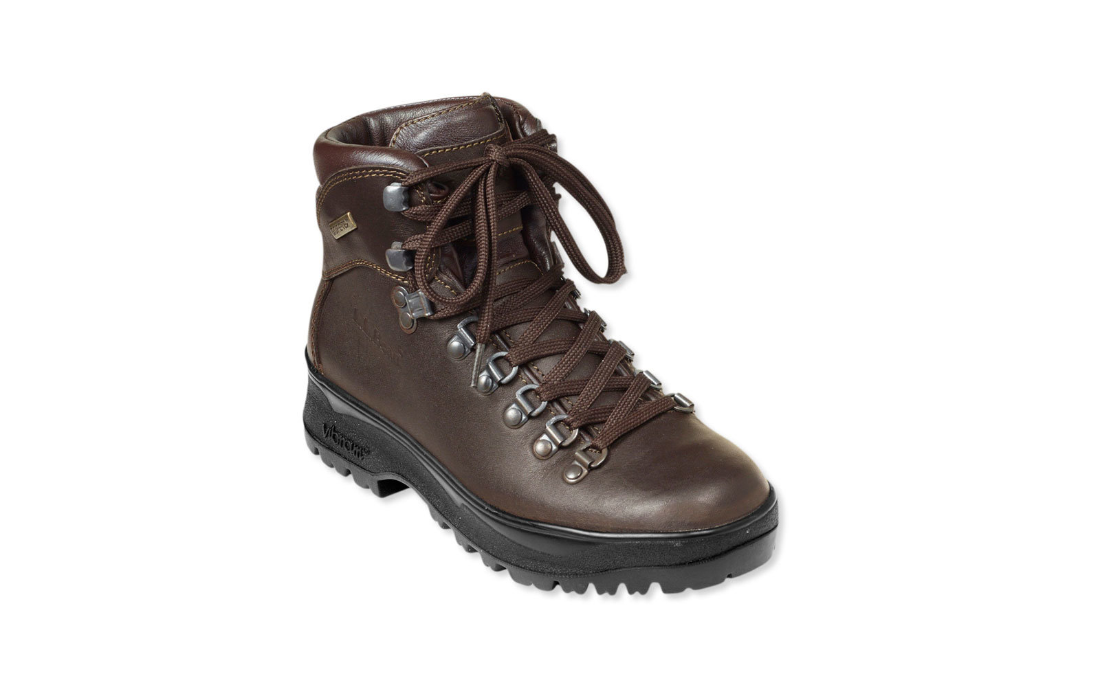 llbean cute leather hiking boot