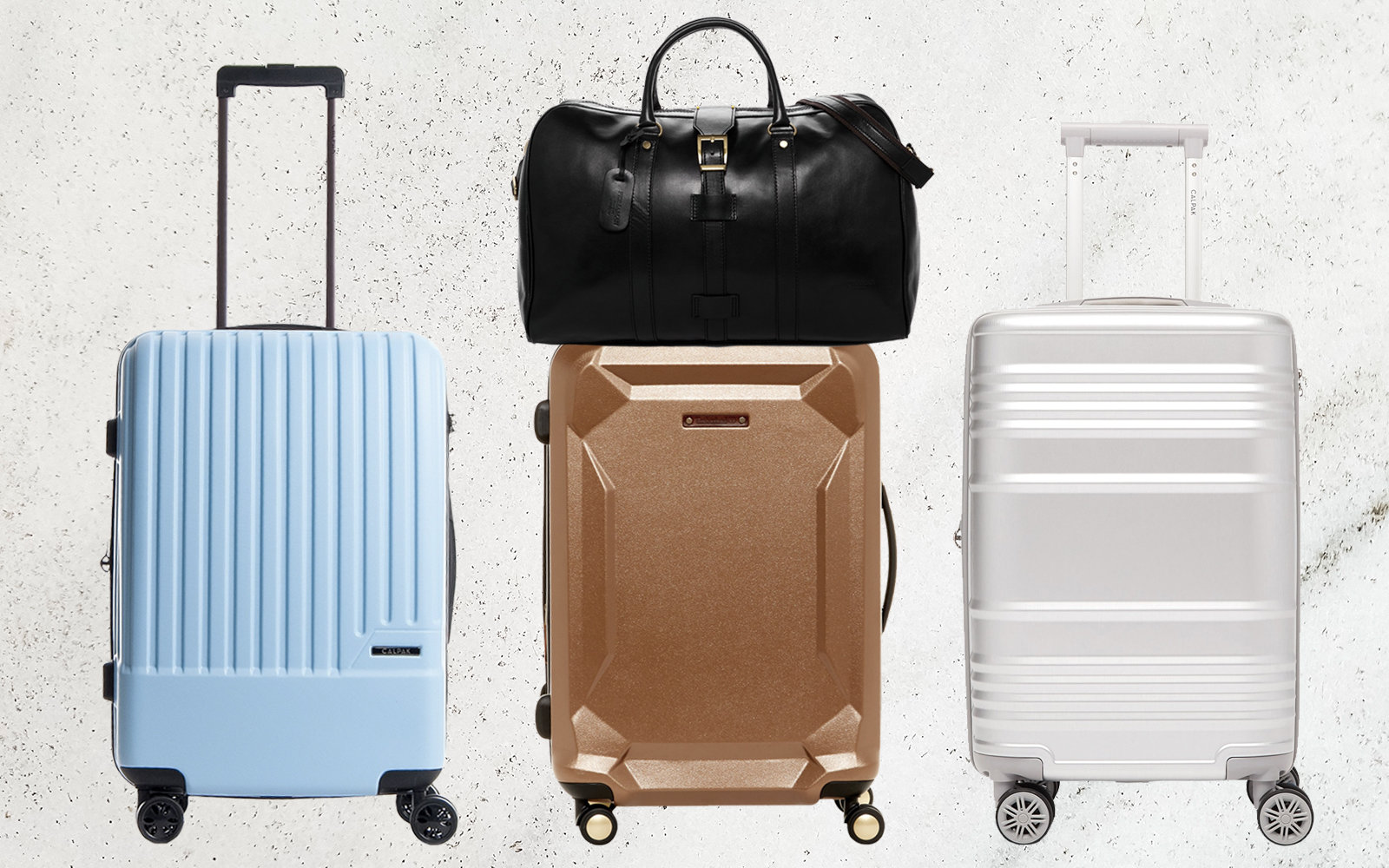 This Site Is My Secret to Finding Great Luggage at a Fraction of the Price