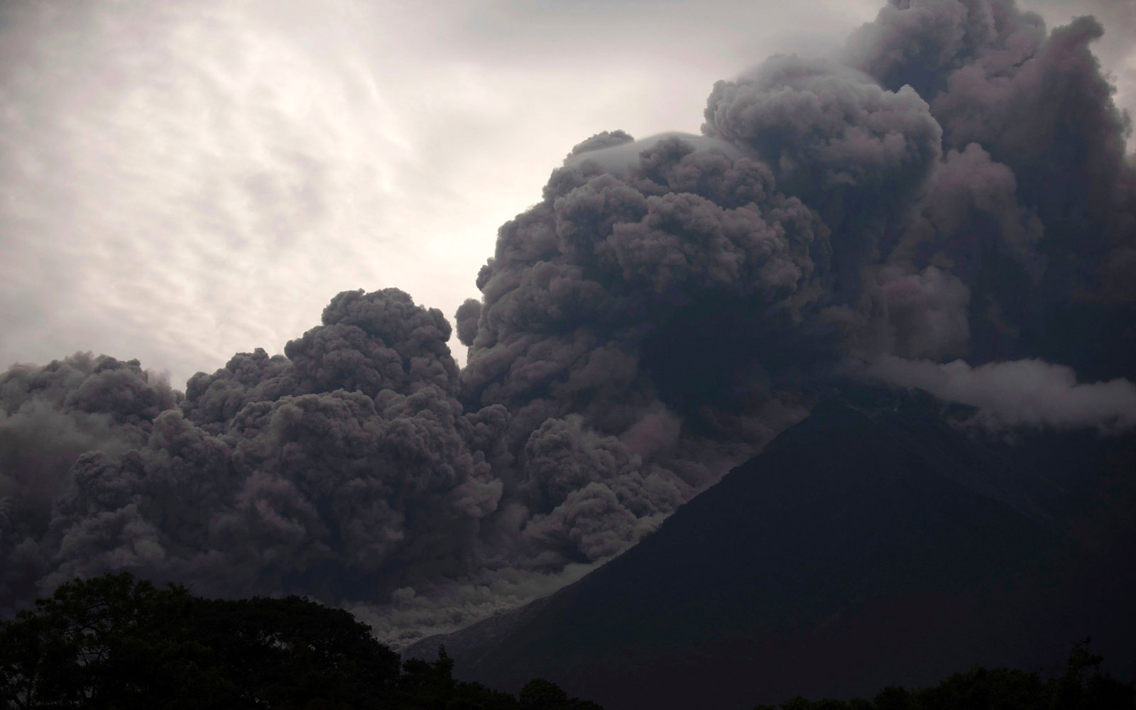 Guatemala S Volcanic Eruption Was Its Deadliest In Over A