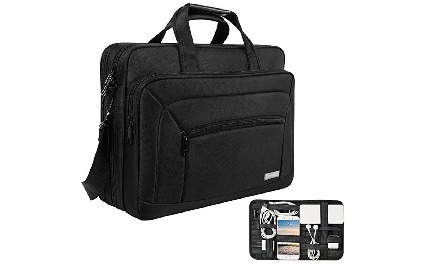 c21b852b98 Kopack Laptop Organizer Bag. Best Laptop Bags
