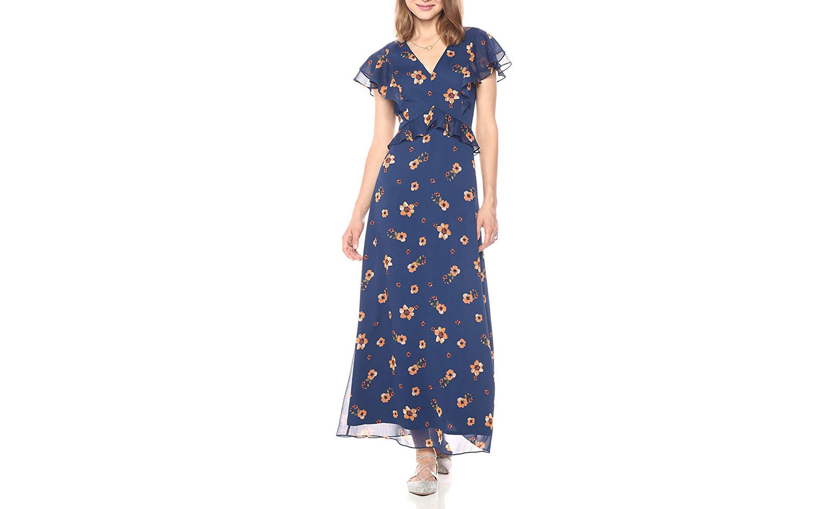paris sunday maxi dress